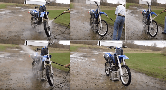 How to Clean a Dirt Bike Properly