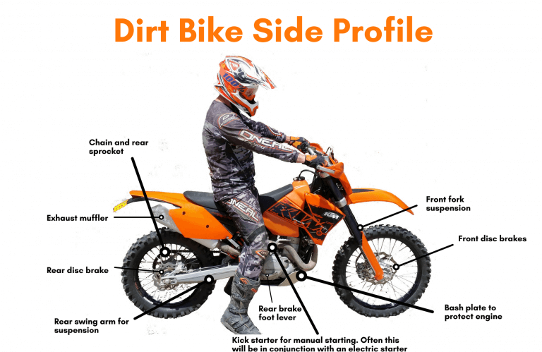 beginner dirt bike