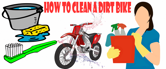 How to Clean a Dirt Bike best way