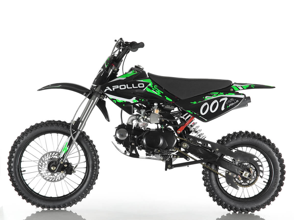 APOLLO Dirt Bike 250cc AGB-36