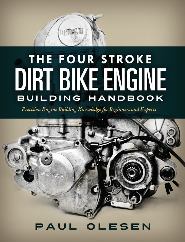 Four Stroke Dirt Bike Engine Building Handbook